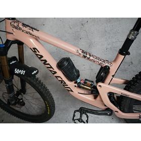 DYEDBRO Ride or Die Frame Protection Kit, Black